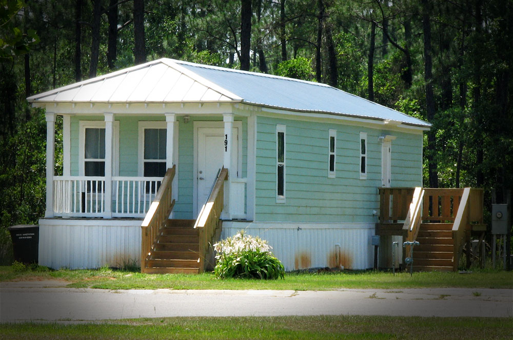 Coast meadows mobile home community take a look at our beautiful home site for manufactured - The mobile home in the meadow ...